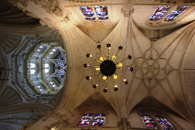 Well composed cathedral in Burgos, Spain (c) Veronica Anderson